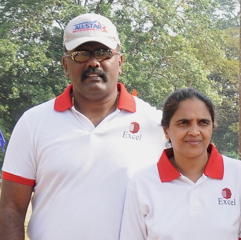 Prasanna Jayasankar and Jayasankar Menon