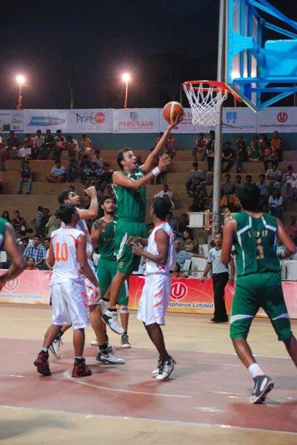 Mihir Pandey finishing inside